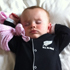 Malie Bolderson will be keeping her parents company in London while they support the All Blacks. Photo / Richard Bolderson